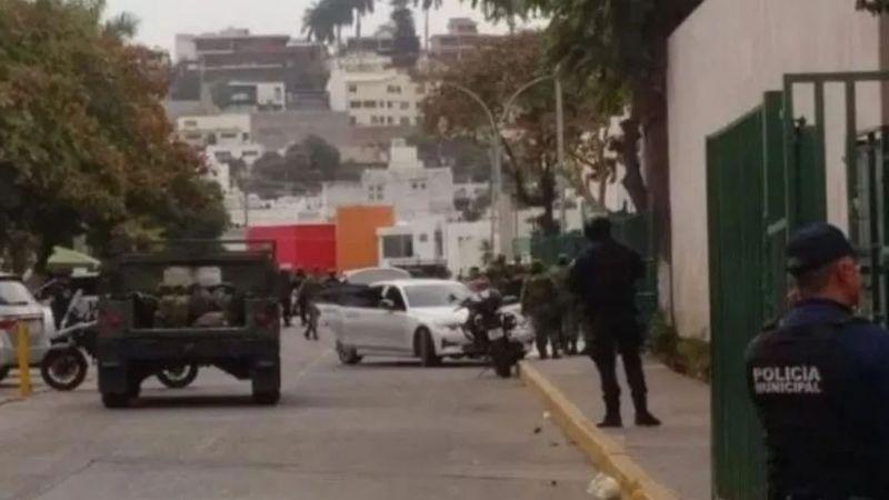 VIDEO: Filtran dramáticas imágenes de la balacera en IMSS de Culiacán