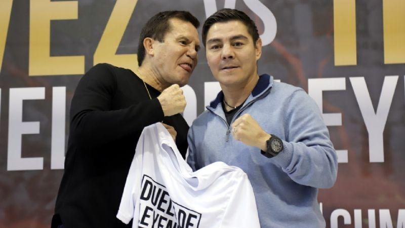 Julio César Chávez y Jorge 'Travieso' Arce, tienen una cita con Sonora