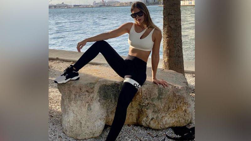 Shannon de Lima luce sus encantos en ropa deportiva y  revoluciona Instagram