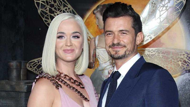 Orlando Bloom publica tierna foto de Katy Perry y su pancita de embarazada