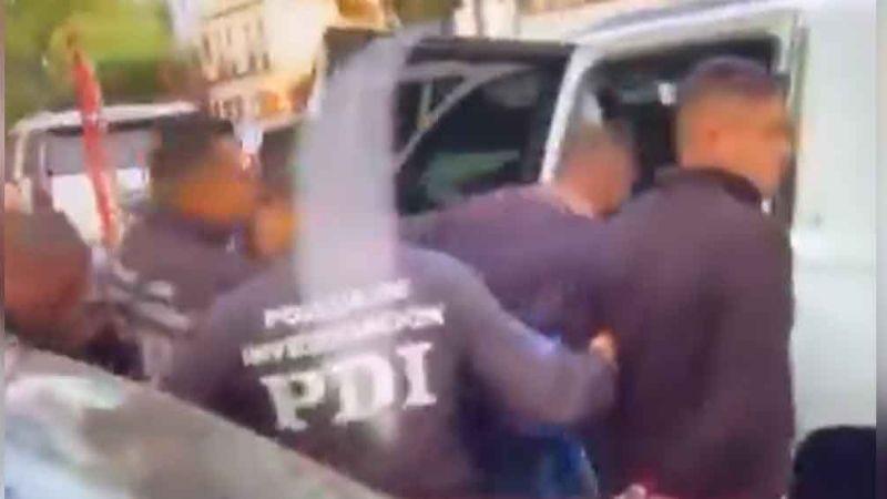 Por presunta violencia familiar, Renato Ibarra es trasladado al Reclusorio Norte