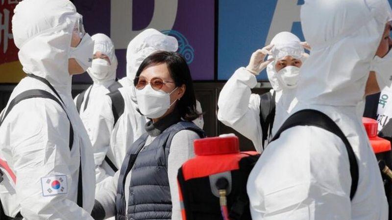 Coronavirus en Corea del Sur: Reportan 367 casos nuevos; en total son más 7 mil