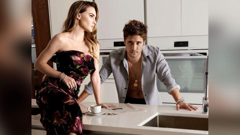 ¿Romance a la vista? Belinda y Diego Boneta posan juntos y estallan las redes