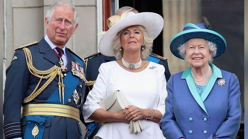 Esposa del Príncipe Carlos hace broma que molestaría a la Reina Isabel II