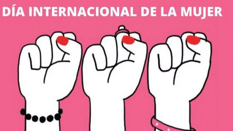 Organizaciones celebran el Día de la Mujer con ilustraciones