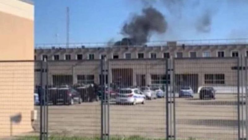 Italia: Motines en cárceles por medidas anticoronavirus dejan 3 muertos