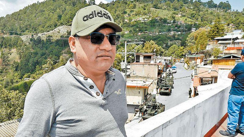 Comando irrumpe a pueblo y mata a 5 policías comunitarios en Guerrero