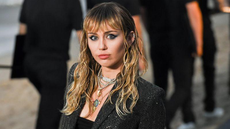 Miley Cyrus cancela concierto benéfico en Australia por culpa del coronavirus