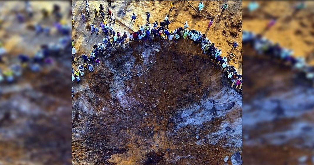 No cayó ningún meteorito en Nigeria como dicen en redes