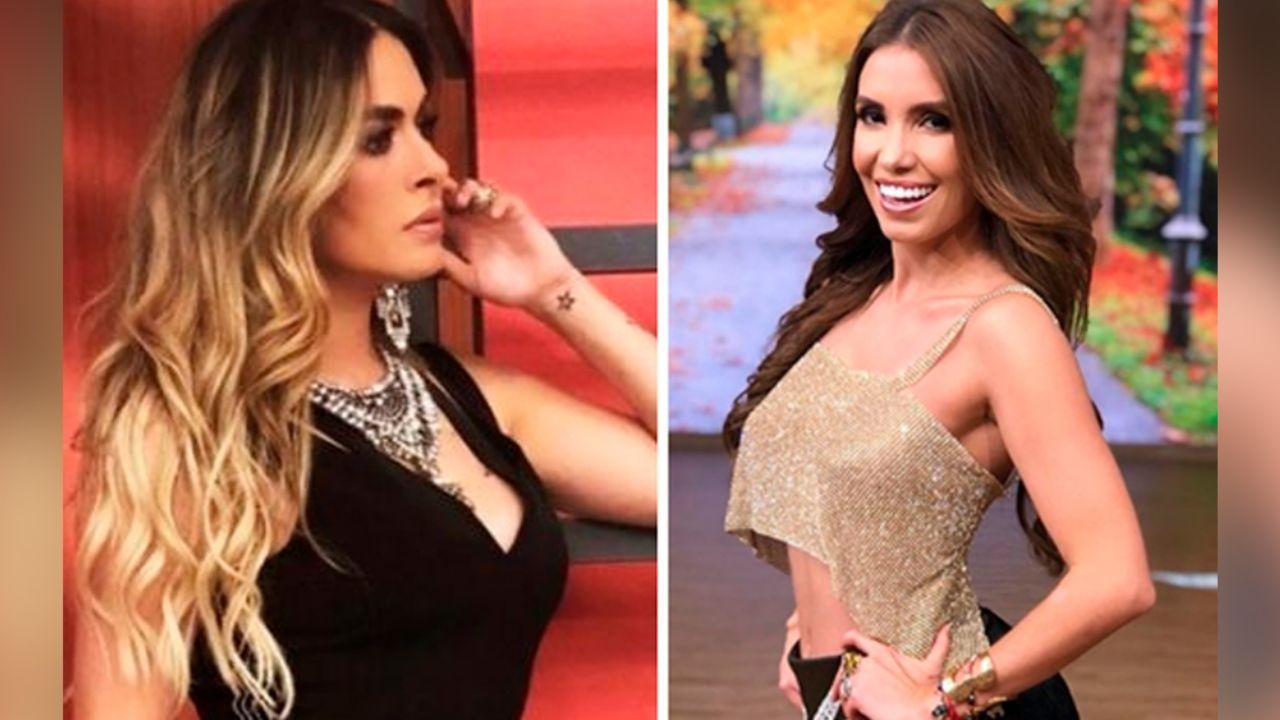 Lambiscona Andrea Escalona Is Criticized For Flattering Galilea Montijo Archyworldys