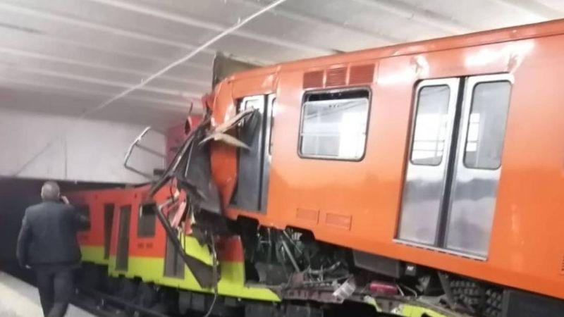 A un mes del trágico choque de Metro Tacubaya, detienen a uno de los responsables