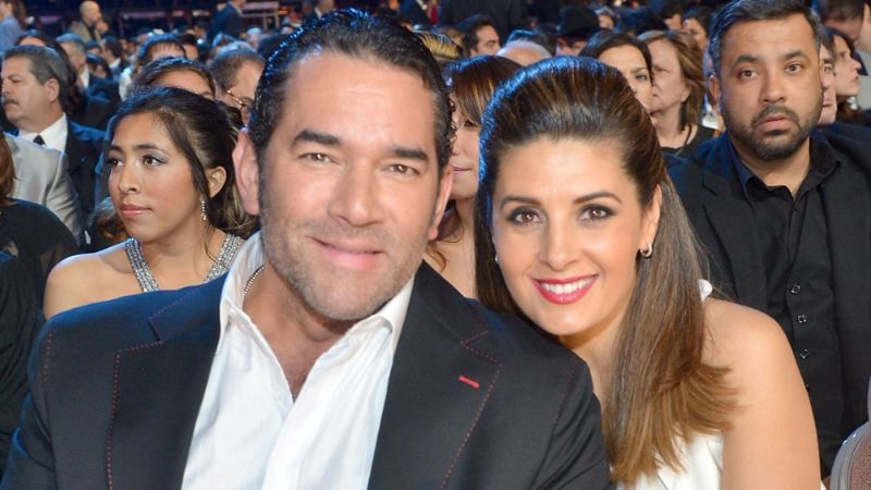 ¿Golpe a Mayrín Villanueva? Actor de Televisa revela VIDEO de Eduardo Santamarina con su 'amor'