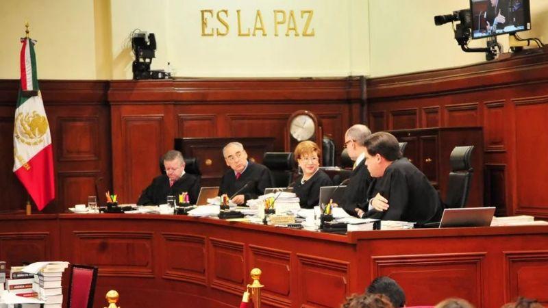 SCJN sesionará de manera remota por pandemia de Covid-19 en México