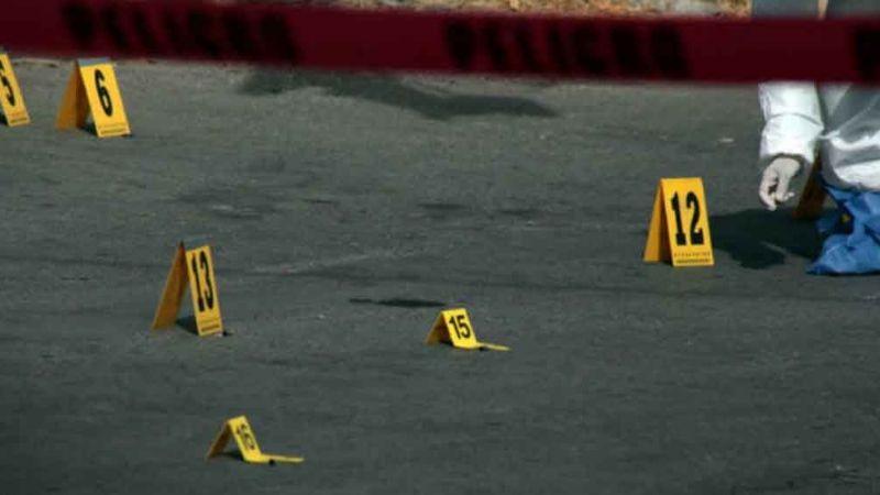 De al menos 10 impactos de bala, desconocidos ultiman a 'Juan Piedras'