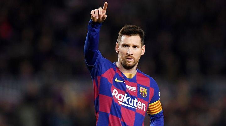 Niño sorprende a Leo Messi en Instagram por su gran talento con el balón
