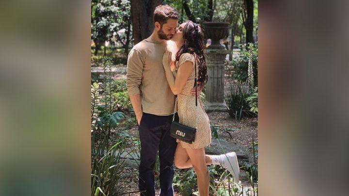 ¡Amor en el aire! Exintegrante de RBD presenta a su nueva novia; es modelo