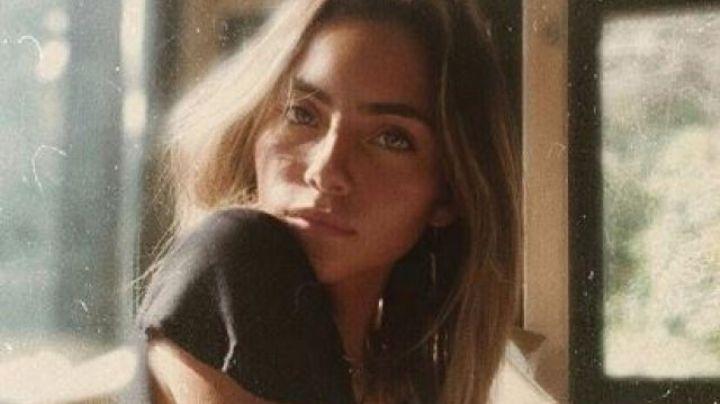 Camila, hija de 'El Negro' Araiza causa furor en Instagram con inédito video