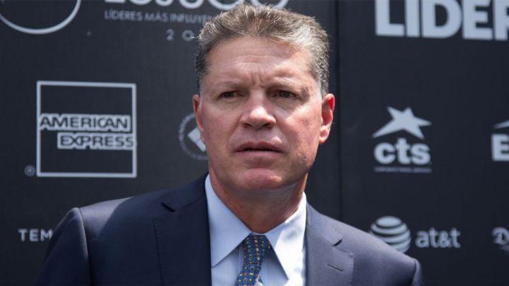 Ricardo Peláez asegura que se buscarán jugadores de otras ligas para las Chivas