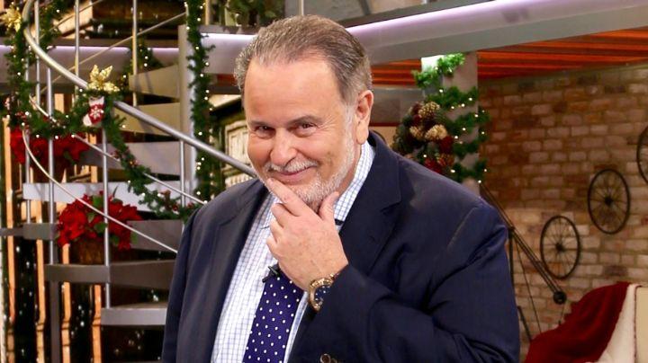 ¡Golpe a Univisión! Señalan al 'Gordo' de Molina por 'manosear' a famosa cantante en vivo
