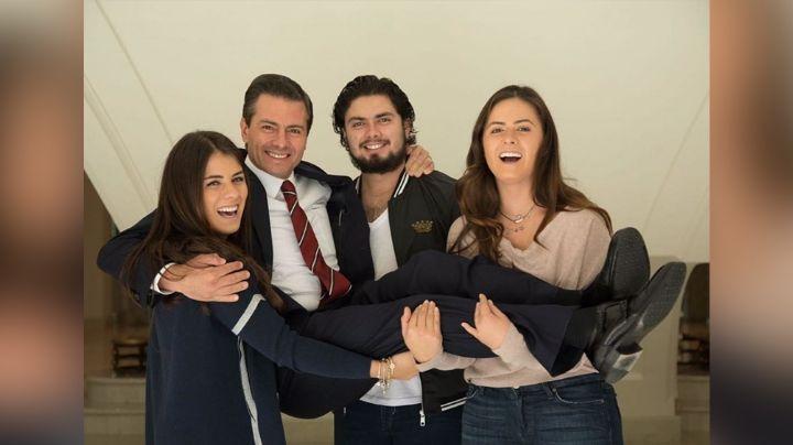 ¿Hijos de Peña Nieto en problemas? Investigarían sus cuentas bancarias por fraude