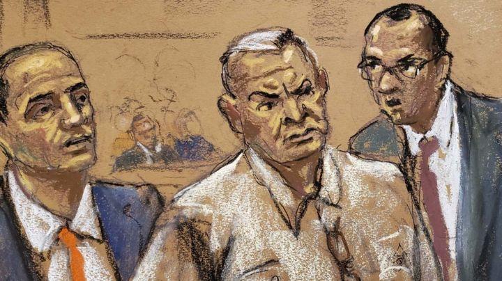 Juez niega otra vez libertad bajo fianza a García Luna y fija fecha de audiencia