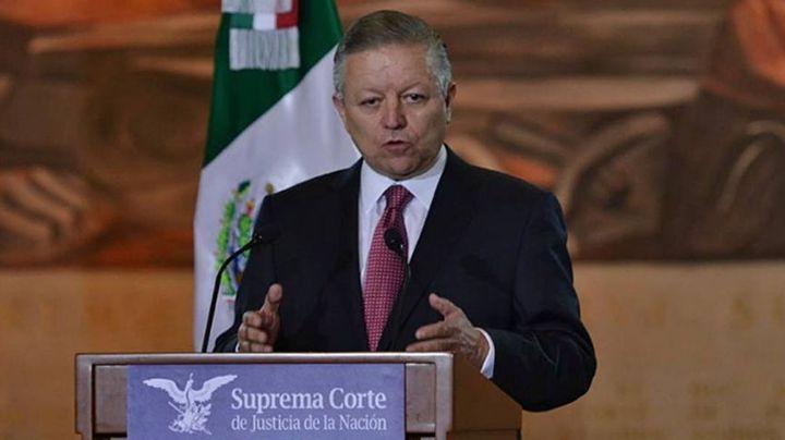 """Arturo Zaldívar pide a los mexicanos a mantener la """"unidad nacional"""" por Covid-19"""