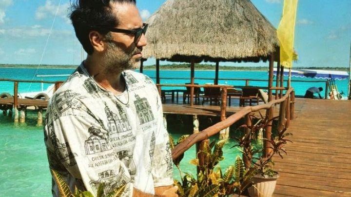 Alejandro Fernández presume espectacular foto en el Día de la Tierra