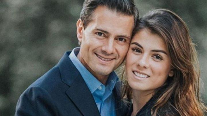 """Hija de Peña Nieto 'explota' ante críticas de su Gobierno: """"Yo no tenía voz"""""""