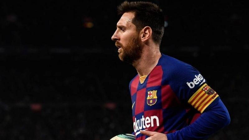 Lionel Messi fue escogido como el mejor futbolista de los últimos 25 años
