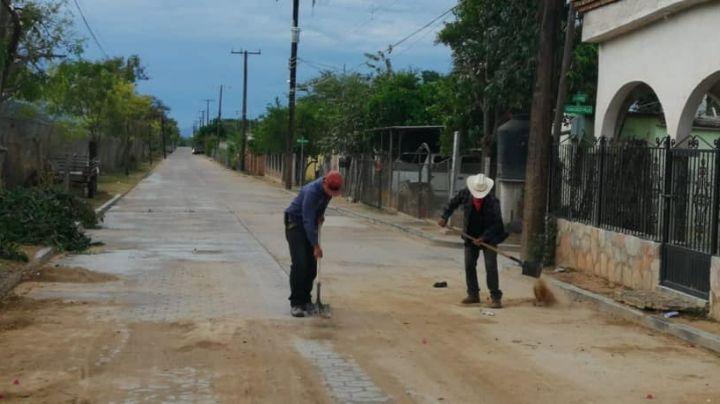 Dirección de Servicios Públicos de Álamos llama a la población a contribuir con la limpieza