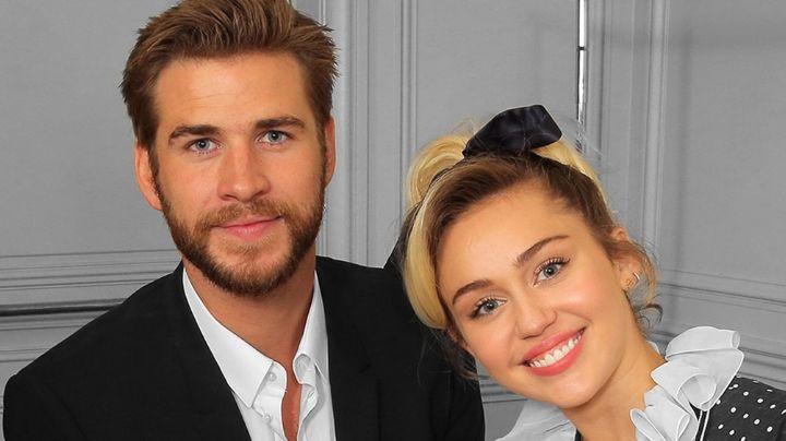 Liam Hemsworth confiesa que no fue tan feliz al lado de Myley Cyrus