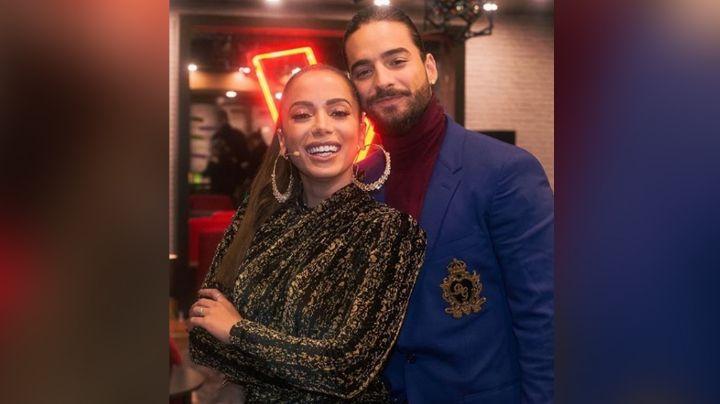 """Famosa cantante revela que tuvo una aventura con Maluma: """"Es muy bueno en la cama"""""""