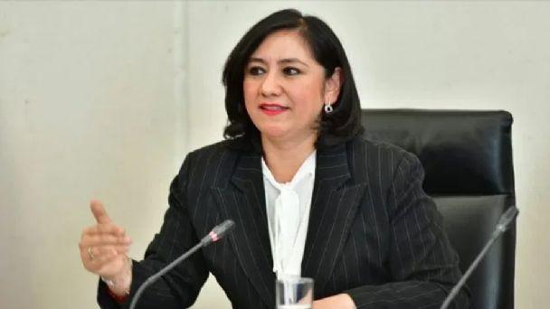 SFP anuncia que la titular de la dependencia, Irma Eréndira Sandoval tiene  Covid-19 | TRIBUNA