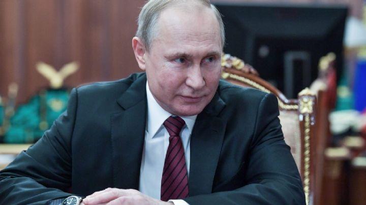 Vladimir Putin, presidente ruso, se niega a recibir la vacunaSputnik V contra el Covid-19