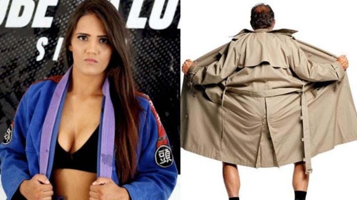 ¡Héroe! La peleadora de MMA, María Ribeiro, captura a un acosador en Brasil