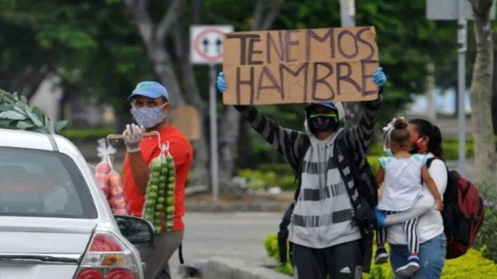 """FAO: """"La pandemia por el Covid-19 aumentará el hambre y pobreza en América Latina"""""""