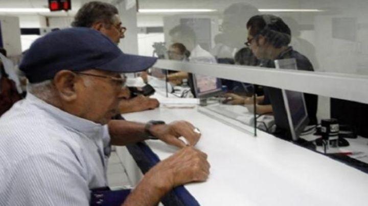 Instituto Mexicano del seguro socia adelantará pago de pensiones del mes de mayo