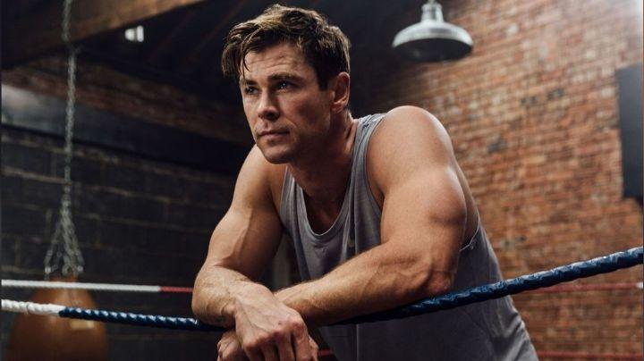 El sucio trabajo que realizaba Chris Hemsworth antes de ser actor