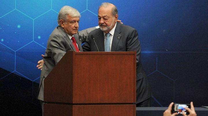 Carlos Slim se queda segundo tramo del polémico Tren Maya de AMLO