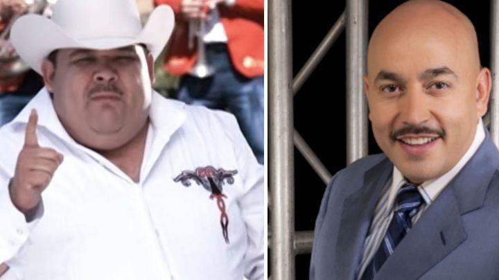 'El Coyote' revela haberse peleado a golpes con Lupillo Rivera por diferencias
