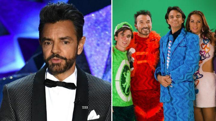 ¿Se casó 'Excelsa'? Eugenio Derbez presenta a un nuevo integrante de 'La Familia Peluche'