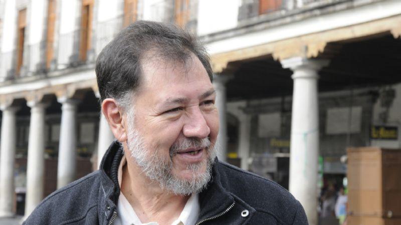"""""""Que miserable"""": Gerardo Fernández Noroña se niega a pagar a taxista"""