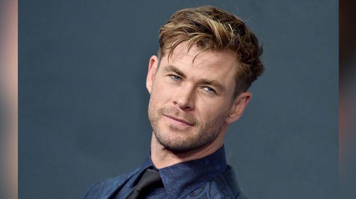 Triste pérdida: Chris Hemsworth, de luto por muerte de ser amado de Covid-19