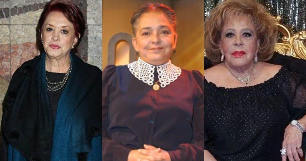 Hospitalizan a la actriz mexicana Cecilia Romo por Covid-19