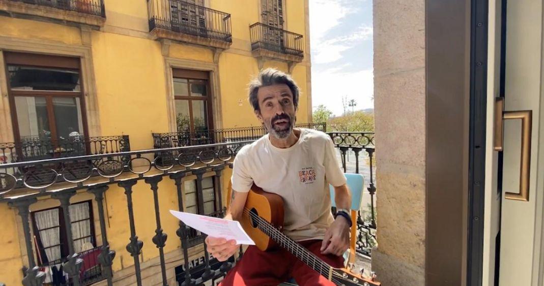 Pau Donés sale de su retiro musical en medio de la cuarentena