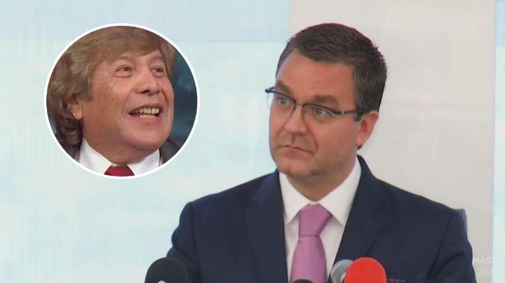 Albacea de Juan Gabriel responde a acusaciones de Joaquín Muñoz