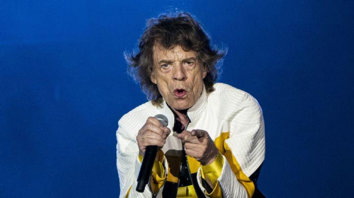 ¡Lujoso aislamiento! El artista Mick Jagger pasa el confinamiento en su palacio en Francia