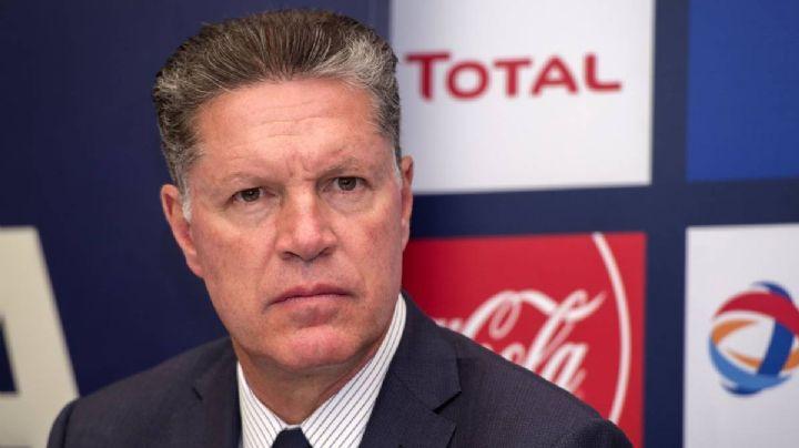 Ricardo Peláez expresa que se esforzarán en traer a los mejores futbolistas mexicanos