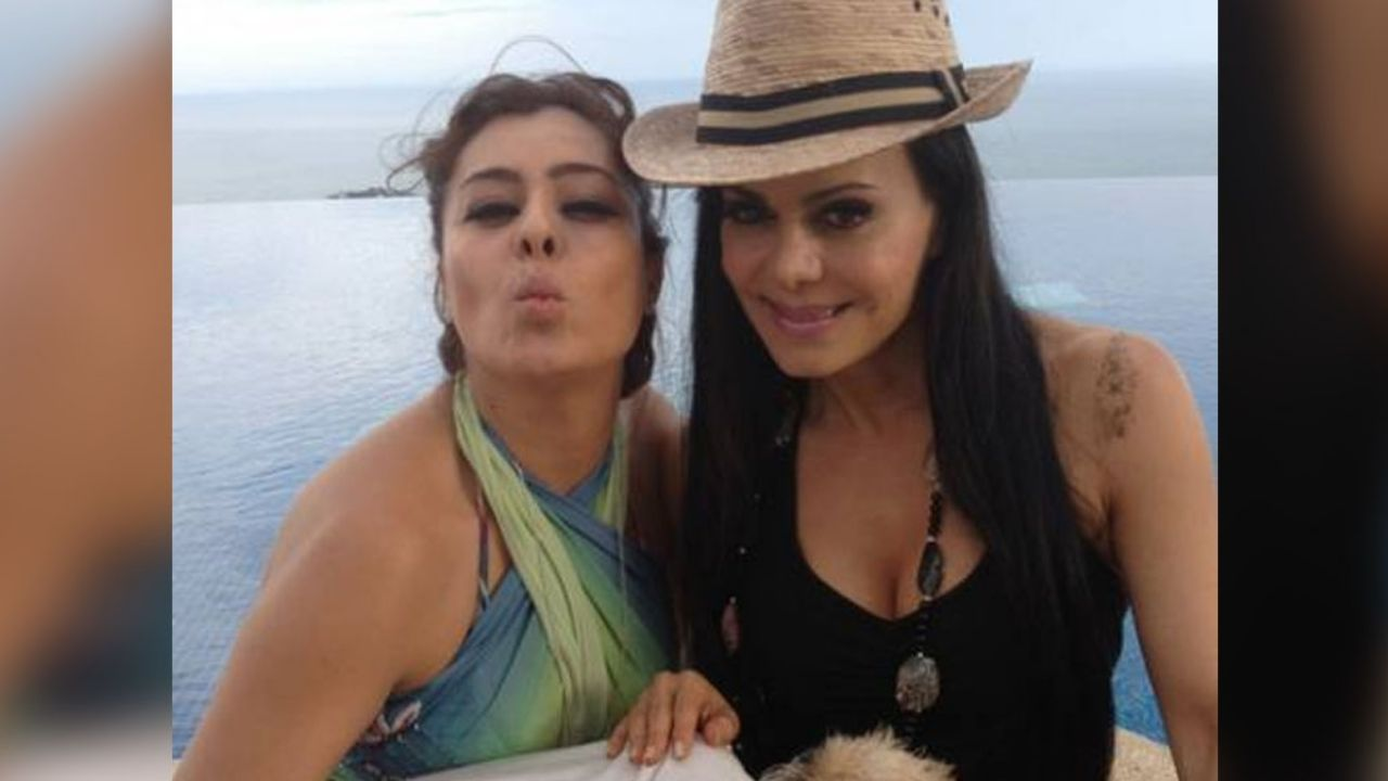 Maribel Guardia congratulates Yadhira Carrillo on her birthday with a moving photo thumbnail