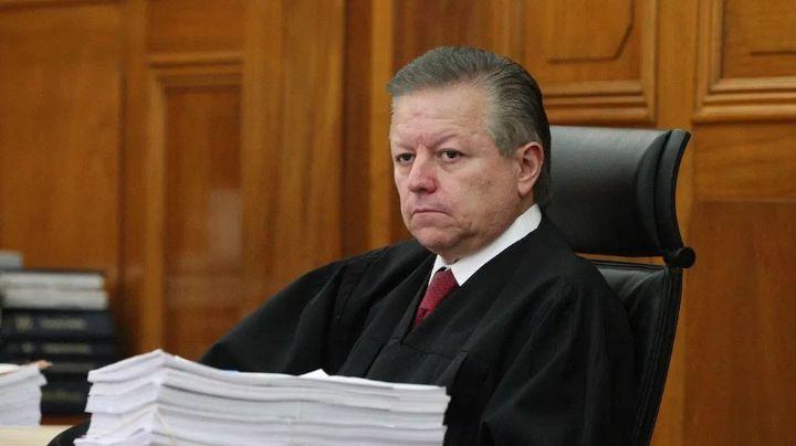 Arturo Zaldívar: SCJN da gran paso a la democracia por invalidez de Ley Bonilla